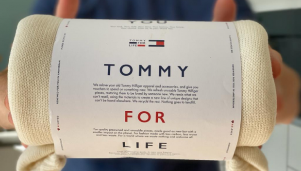 Tommy For Life logo