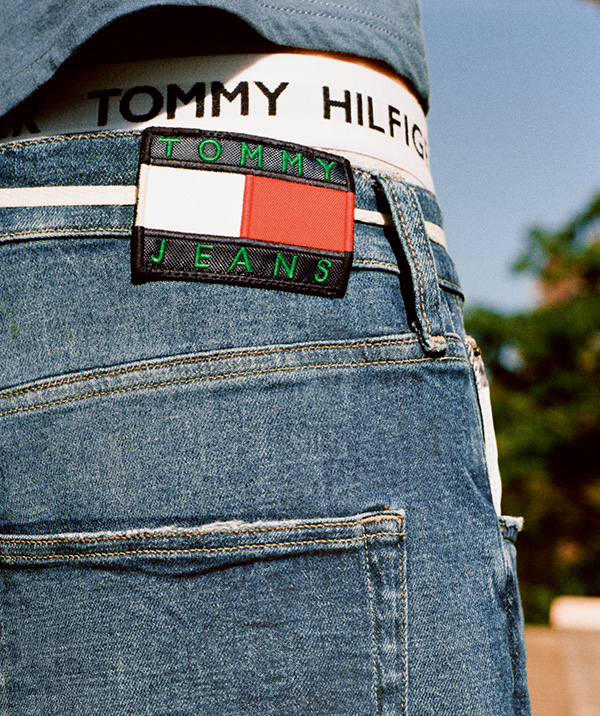 Tommy Jeans sustainable jeans s/s 2020