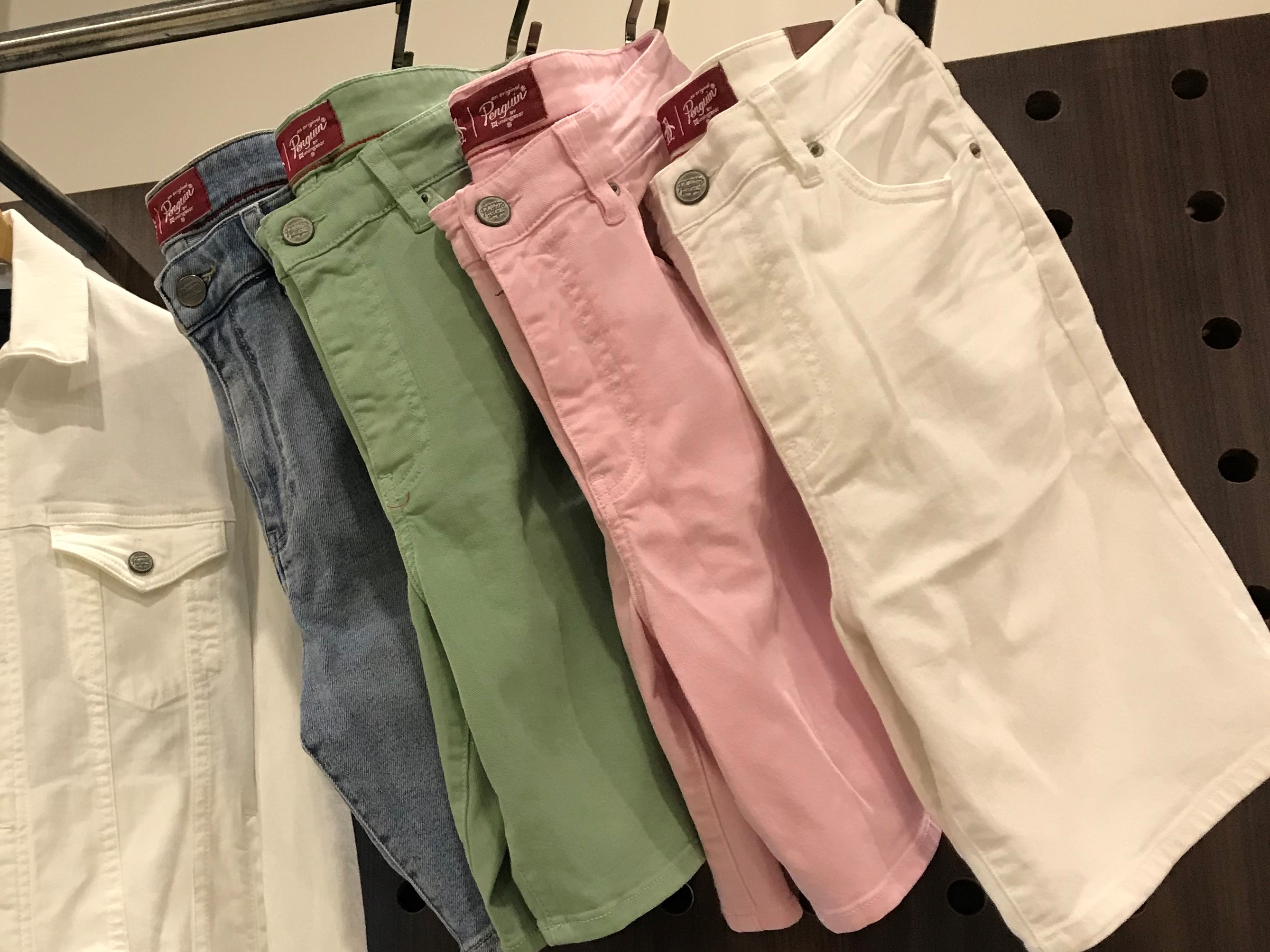 Top 12 denim trends & brands in Vegas