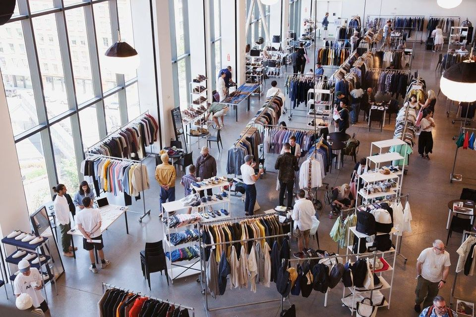 Trade shows join forces for Paris Fashion Week