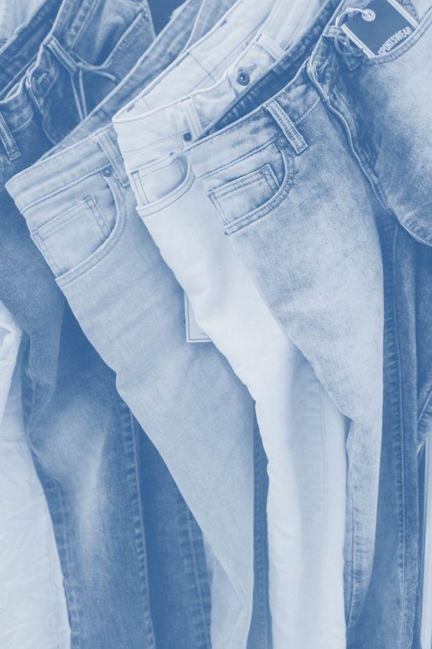 Jeans rail