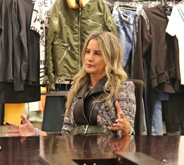 True Religion's new CEO Farla Efros