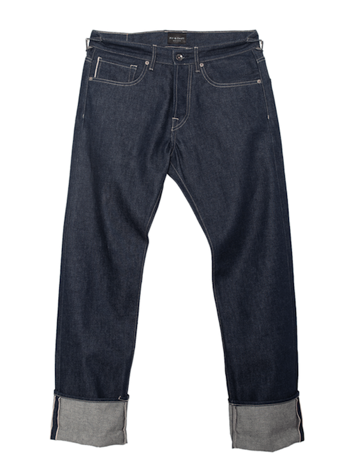 Selvedge denim jeans by Fit & Craft