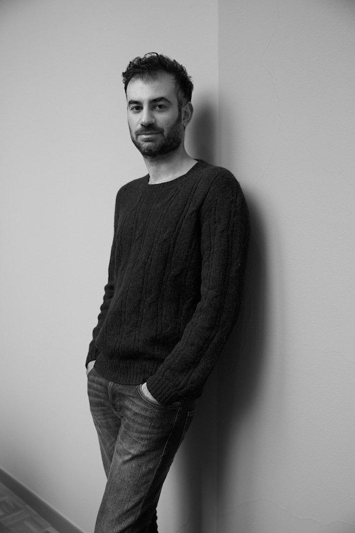 Why Luca Larenza holds his catwalk show on Instagram