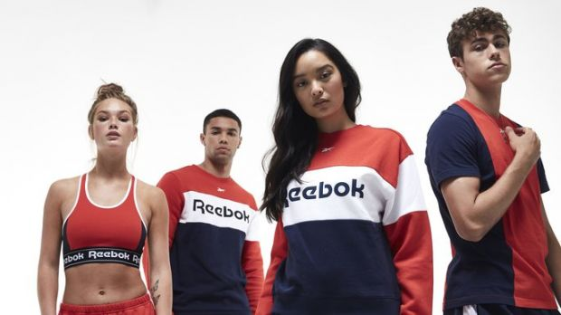 Reebok sports- and fitness apparel