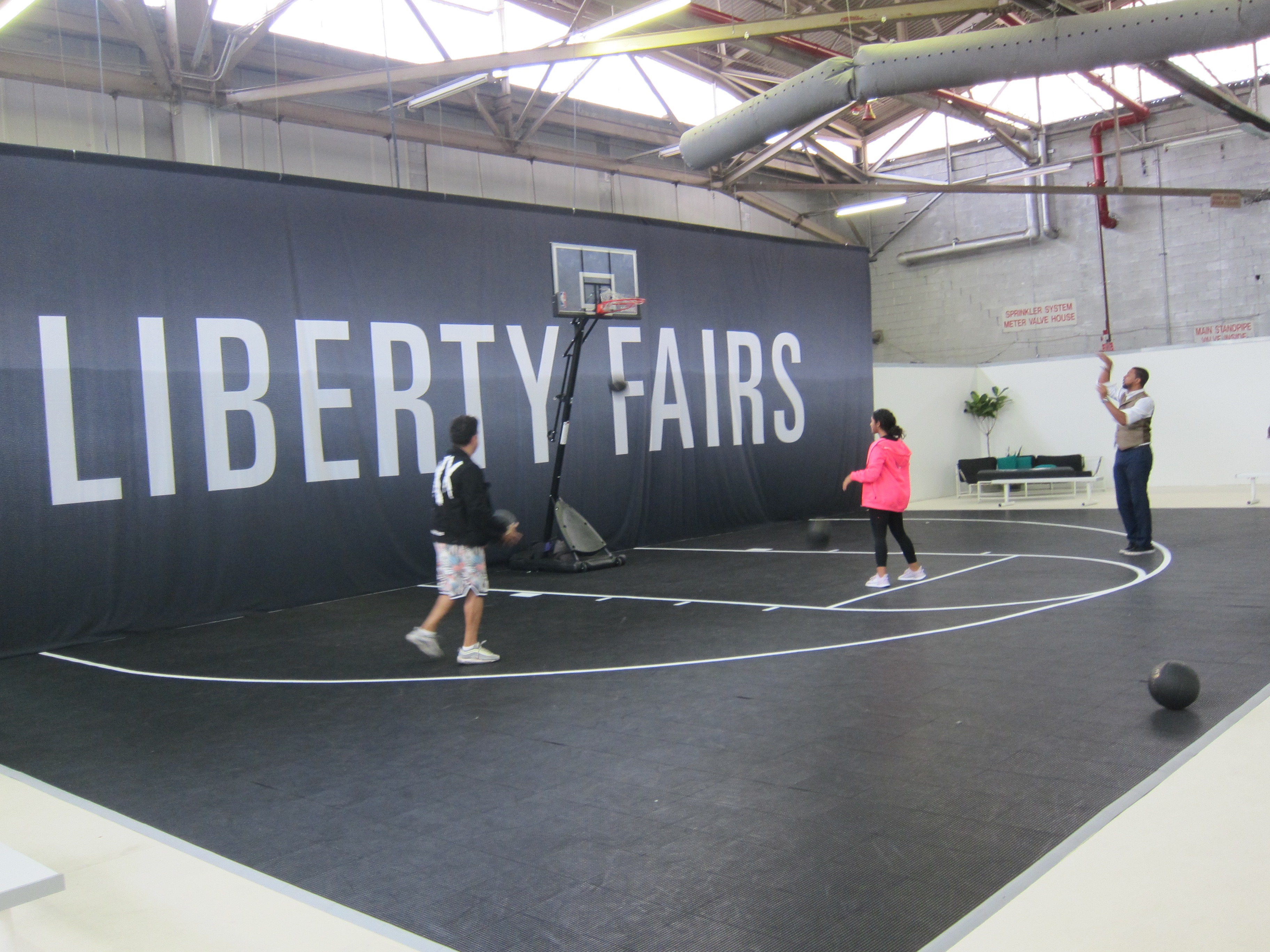 What You Missed at Liberty NY