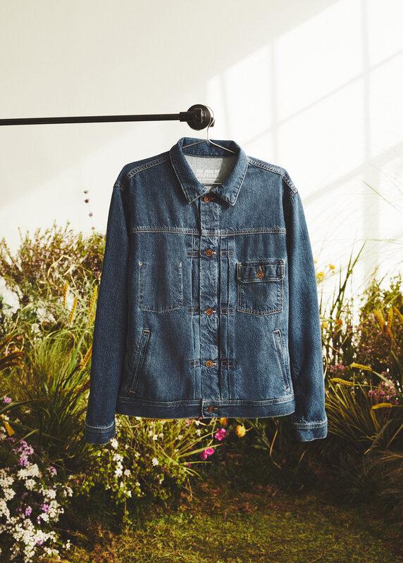 Denim jacket by AG