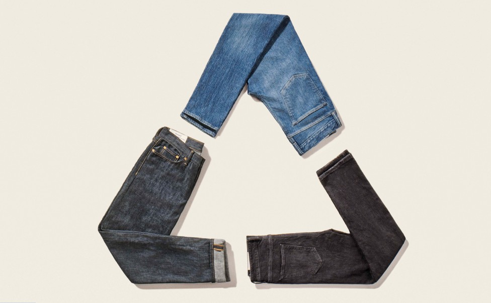 What is H&M's Jeans Redesign line all about?
