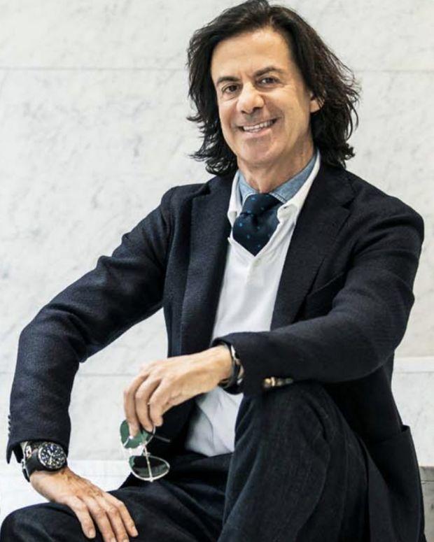Maurizio Caucci, CEO, F.G. 1936