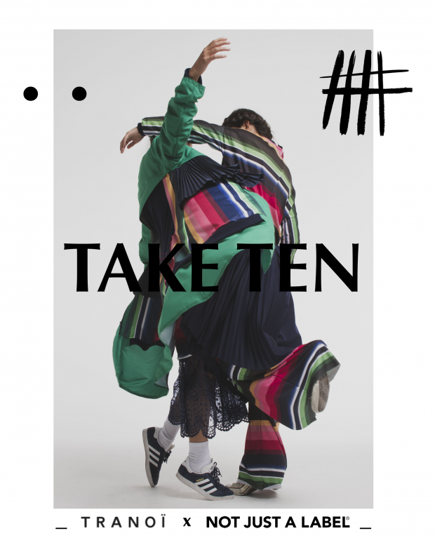 Take Ten campaign image