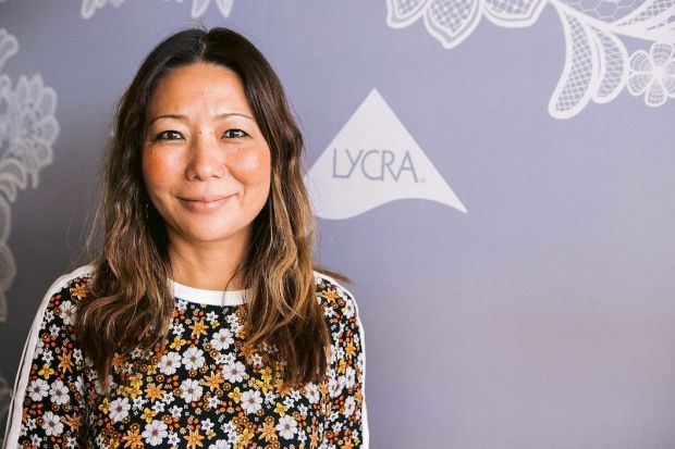 Denise Sakuma, newly appointed global RTW and denim director at The Lycra Company