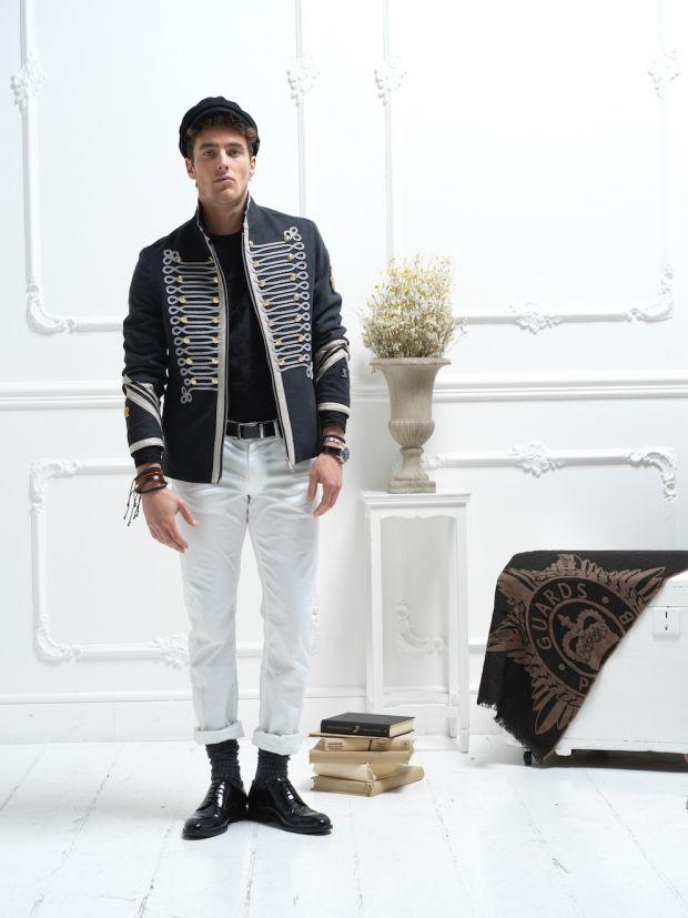 Men's outfit by La Martina