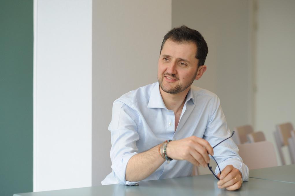 Guglielmo Olearo leaves Première Vision