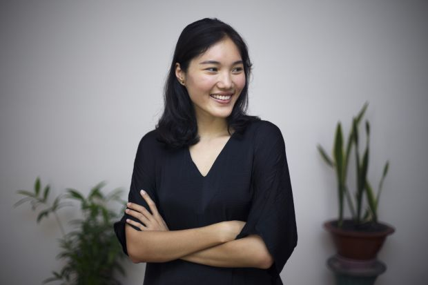 Han Huynh, co-founder, Một
