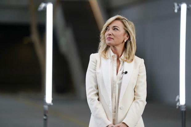 Federica Marchionni, CEO, Global Fashion Agenda