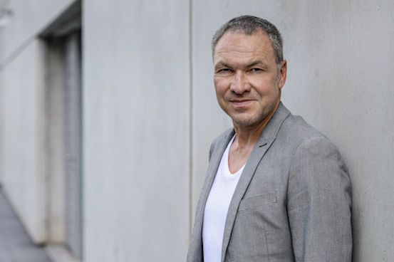 Olaf Schmidt, VP Textiles & Textile Technologies, Messe Frankfurt